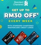 Shopee x Standard Chartered MasterCard Voucher Codes