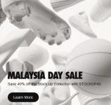 Nike: Malaysia Day Sale (40% OFF)