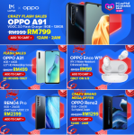 Lazada 9.9 x TechMall Deals and Offers