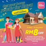 Grabmaid Launch RM8 Off