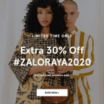 ZALORAYA2020 Promotions/Voucher Codes
