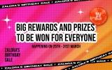 Zalora 9th Birthday Sale: Exclusive Promo Code 2021