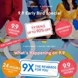 Zalora 9.9 Sale – Vouchers and Deals