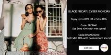 Zalora Black Friday   Cyber Monday Sale 2020