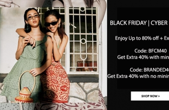 Zalora Black Friday | Cyber Monday Sale 2020