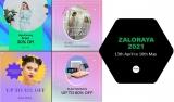 ZALORAYA 2021 is Happening: 13th April to 10th May