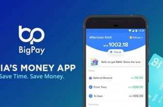 Sign Up BigPay Referral Code : AQP50NWLUE (Reward RM10)