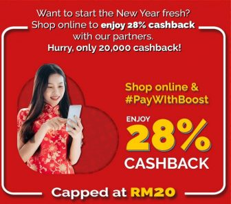 Huat With Boost 2020
