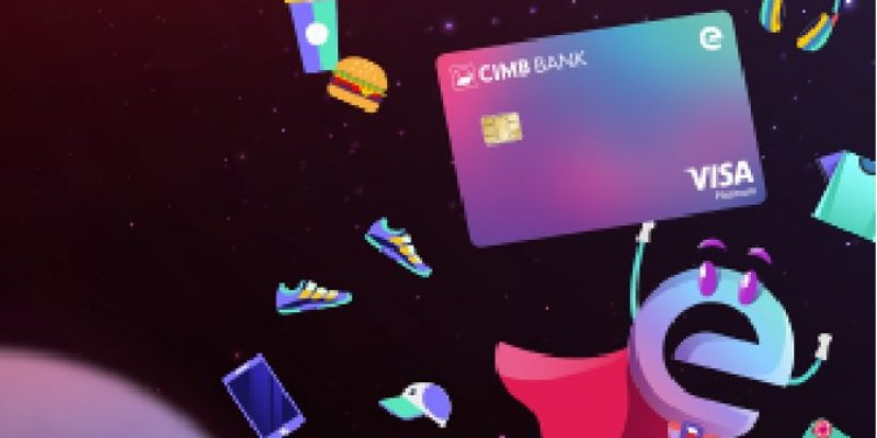 CIMB e Credit Card eDay Deals