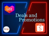 Lazada-Shopee Vouchers, Deals and Promotions for October, 2020