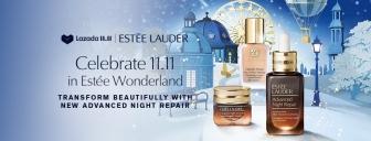 Estee Lauder x Lazada 11.11 Special – Save RM441