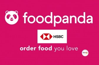 foodpanda Voucher Code for a year with HSBC
