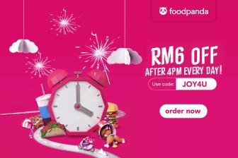 2 x new foodpanda Voucher Codes for December