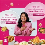 2 x new foodpanda Voucher Codes for November