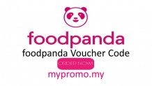 foodpanda: List of Promo/Voucher Codes for August
