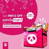 pandamart Promo Code: PANDAMARTNOW