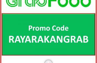 GrabFood Promo Code RAYARAKANGRAB