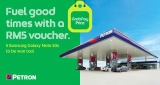 GrabPay x Petron: Get RM5 Voucher