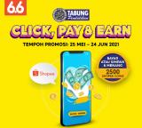 Shopee x PTPTN – SSPN: Click, Pay & Earn