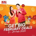 Touch 'n Go eWallet: Get Big Deals at KK Supermart