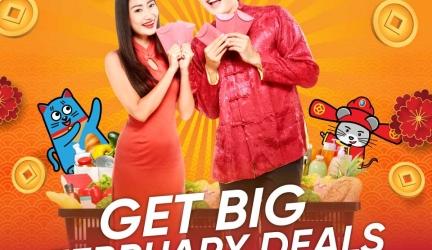 Touch 'n Go eWallet: Get Big Deals at KK Supermart