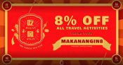 Klook CNY Promo: 8% OFF All Activities