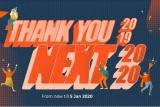 Klook Promo: Thank You 2019 Next 2020