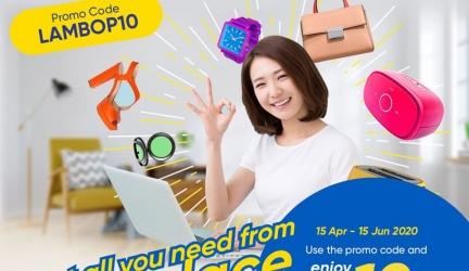 TnGo eWallet x LamboPlace Promo Code Worth RM10