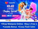 Lazada 10.10 x Payday Sale