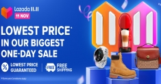 Lazada 11.11: Best Deals For Mums and Dads