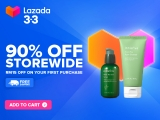 Lazada 3.3-March More