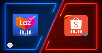 Sale 11.11: Lazada And Shopee Credit Card Promo/Voucher Codes