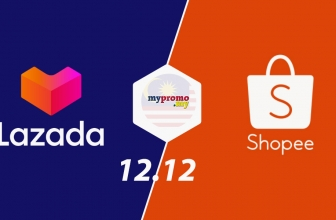 Sale 12.12: Lazada And Shopee Credit Card Promo/Voucher Codes