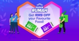 Lazada x Food Vouchers Promotion