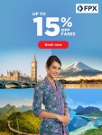 Malaysia Airlines Promo: 15% off fares when you pay with FPX