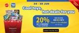 Lazada x TnGo x Mattel Promotions