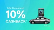 Setel: 3 simple steps to enjoy your 10% fuel cashback