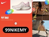 Nike 9.9 Sale: Get RM49 Off All Things Nike