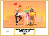 Nike: Mother's Day Promotion 2021 with a Special Promo Code