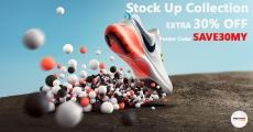 Nike Promo Code: SAVE30MY