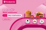 foodpanda Voucher Code: ONLYONPANDA
