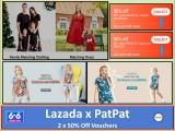 Lazada x PatPat Promotion