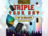 realme Triple Your Day on Shopee