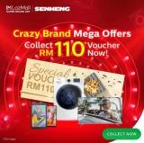 Lazada x Senheng Super Brand Day – 27 July 2020