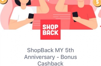 ShopBack: Get up to RM222 Cashback