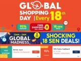 Shopee Global Shopping Day – Vouchers