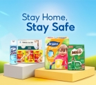 Shopee: Stay Home Stay Safe