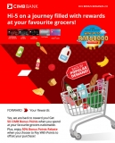 CIMB Promotion: Hi-5 on a Journey Filled with Rewards