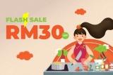 HappyFresh RM30 Voucher Code (Limited Quantity)
