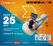 CIMB x Lenova Promotion